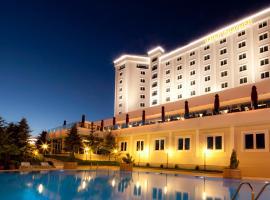 Ikbal Thermal Hotel & Spa Afyon, Афьон