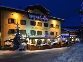 Hotel Alpina, Livigno