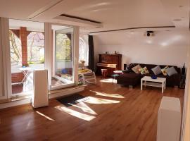 150qm Wohnung +2Balkone @ Hannover Messe (EMO / Agri Technica)