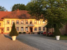 Elegantes Gästeapartment in Schloß und Hofgut
