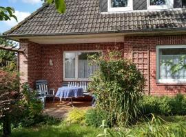 Charmantes Ferienhaus in Nordfriesland