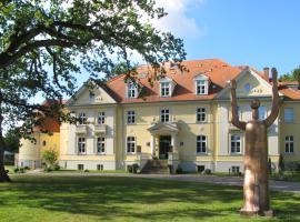 Gut Saunstorf - Ort der Stille