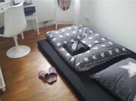 Kleines Zimmer 'sleep&go'