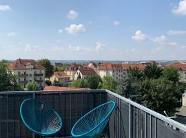 Ferienwohnung mit Dachterrasse in Dresden Kaditz