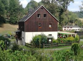 Pulvermühle-Olbernhau