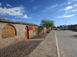 Hostal Desert, San Pedro de Atacama