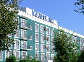 Hotel Victoria, Капчагай
