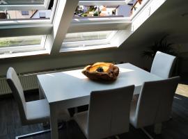 Klimatisierte Dachgeschosswohnung in Zirndorf