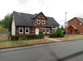 Das gemütliche ***Ferienhaus 3Sterne(DTV) im Wendland/Elbe