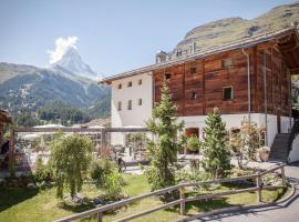 Sonnmatten Boutique Hotel, Zermatt