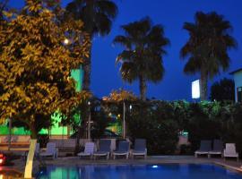 Tuncer Garden Hotel, Kemer