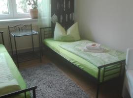 Doppelzimmer 4 - Landpension Zwenkau