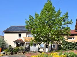 Ferienwohnung auf dem Dorf, Külsheim