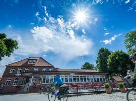 Hotel Hafen Hitzacker - Elbe