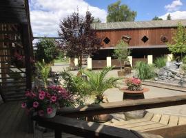 Traumwohnung auf idyllischem Reiterhof