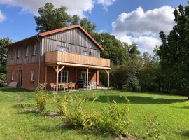 Farm-Chalet Renzow