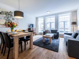 Jordaan Laurier Apartments,