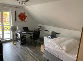 Zimmer in einem Haus