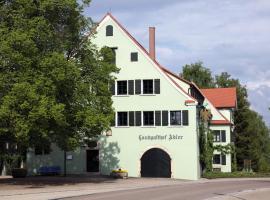 Landgasthof Adler Bett & Frühstück