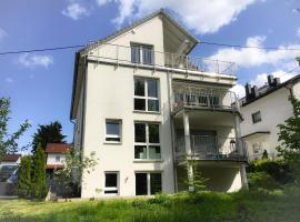 Townus Apartments Wiesbaden