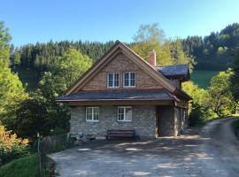 Ferienhaus Haldenmühle