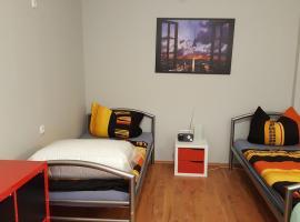 Studio-Appartement für zwei Personen