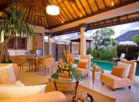 DISINI Luxury Spa Villas, Seminyak
