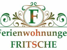 Ferienwohnungen Fritsche-Edelfingen
