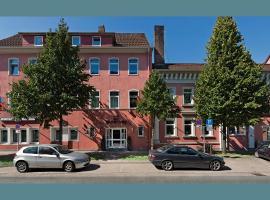 Hotel Kronprinz Garni
