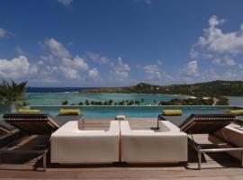 Villa Lodge 4 Epices, Gustavia