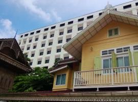 Panida Suite Hotel, Bangkok