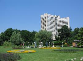 Dobrudja Hotel, Albena