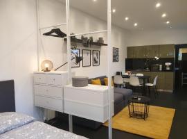 Industrial Loft House Apartment +LUXURY BATHROOM