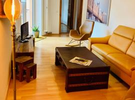 Moderne Wohnung in Eberswalde