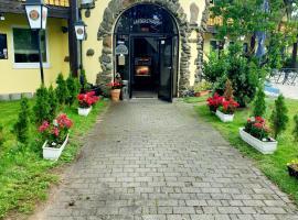 Hotel Marienhof-Iwi's Restaurant