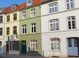 Fürstenhof Apartment Wismar