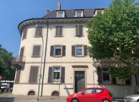 apart Wohnraum Eulenburg West