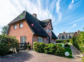 Friesenhaus Altes Dorf Westerhof