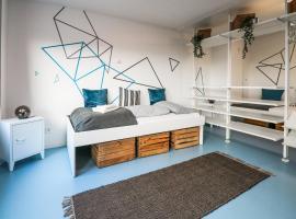Designer Hostel (1B)