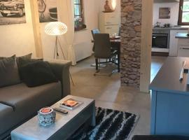Modernes 65 qm Apartment / Ferienwohnung mit Balkon bis zu 4 Pers.