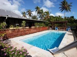 Captain's Retreat, Rarotonga