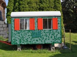 Niedereschach/Fischbach - lonely house (Bauwagen)