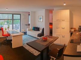 Zimmer - Modernes Apartment mit 45 qm.