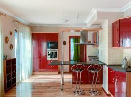 Penthouse Appartement am Goethepark - 138 m2
