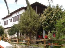 Villa Tama, Platanias