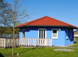 Bienenwabenhaus-Bungalow