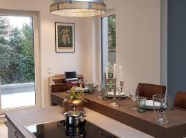 Fantastic Penthouse-Apartment 72 sqm in Bockenheim Ginnheim