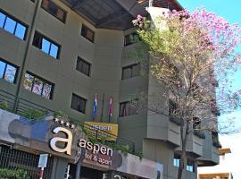 Aspen Hotel & Apart, Asuncion