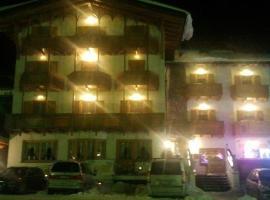 Hotel Sole, Passo del Tonale