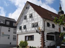 Hotel - Restaurant Hirsch